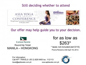ASIA YOGA 8th Annual Conference